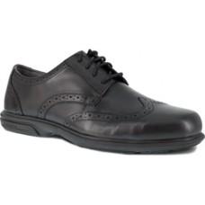 Florsheim FS2024 - Men's - Loedin - Steel Toe - Black