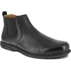 Florsheim FS2030 - Men's - Loedin - Steel Toe - Black