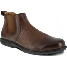 Florsheim FS2031 - Men's - Loedin - Steel Toe - Brown