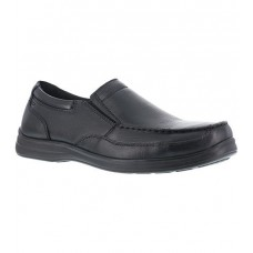 Florsheim FS28 - Women's - Wily- Steel Toe - Black