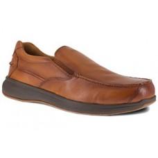 Florsheim FS2325 - Men's - Bayside - Steel Toe - Cognac