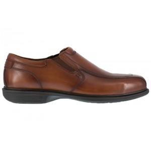 Florsheim FS2006 - Men's - Coronis Slip On - Steel Toe - Brown