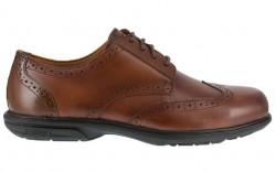 Florsheim FS2023 - Men's - Loedin - Steel Toe - Brown