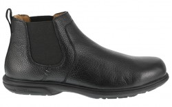 Florsheim FS2030 - Men's - Loedin - Steel Toe - Black