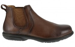 Florsheim FS2031 - Men's - Loedin - Steel Toe - Brown