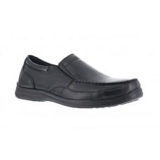 Florsheim FS208 - Men's - Wily Polishable Dress Slip-On - Black