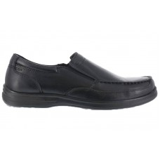 Florsheim FS28 - Women's - Wily- Steel Toe - Black
