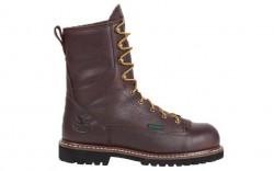 Georgia Boot G103 - Men's - Lace-to-Toe - 8 inch - Waterproof - Steel Toe Work Boot
