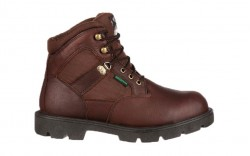 Georgia Boot G105 - Men's - Homeland Steel Toe Waterproof Work Boot - Brown