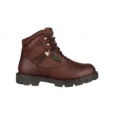 Georgia Boot G106 - Men's - Homeland Waterproof Work Boot - Brown