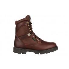 Georgia Boot G108 - Men's - Homeland Waterproof Work Boot - Brown
