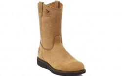 Georgia Boot G4432 - Men's - Farm & Ranch Wellington Soft Toe Wedge