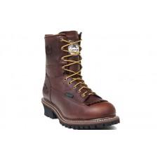 Georgia Boot G7313 - Men's - Logger Waterproof Steel Toe