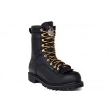 Georgia Boot G8010 - Men's - Logger Waterproof Soft Toe