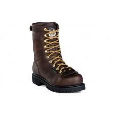 Georgia Boot G8041 - Men's - Logger Waterproof Soft Toe
