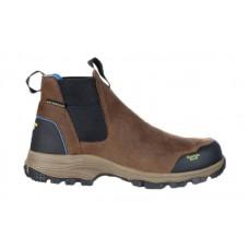 Georgia Boot GB00106- Men's - Blue Collar Chelsea Romeo - Waterproof - Soft Toe Work Boot