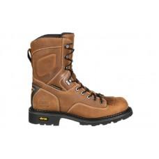 Georgia Boot GB00123 - Men's - Comfort Core Low-Heel Logger - 8 inch - Waterproof - Composite Toe Boot
