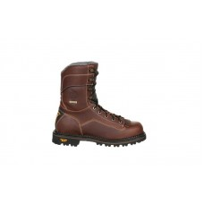 Georgia Boot GB00237 - Men's  - AMP LT Low Heel Logger Waterproof Work Boot