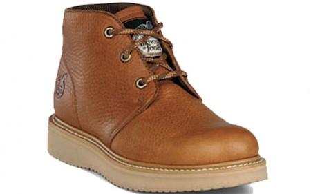Georgia Boot GB1222 - Men's - Farm & Ranch Chukka Soft Toe Wedge