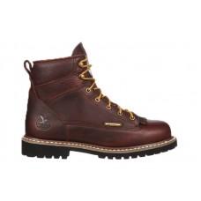 Georgia Boot GB0T053 - Men's - Lace-to-Toe - 6 inch - Waterproof - Steel Toe Work Boot