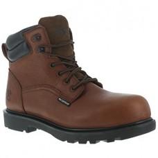 "Iron Age IA0160 - Men's - Hauler 6"" Waterproof Composite Toe - Brown"
