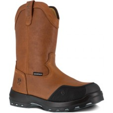 Iron Age IA0190 - Men's - Immortalizer - Waterproof - Steel Toe - Wellington - Brown