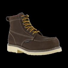 "Iron Age IA5062 - Men's - 6"" Solidifier Composite Toe - Brown"