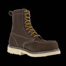 "Iron Age IA5082 - Men's - 8"" Solidifier Composite Toe - Brown"