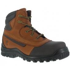 "Iron Age IA5501 - Men's - Backstop 6"" Static Dissipative Steel Toe - Brown"
