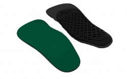 Insole - Spenco RX - Men's - 3/4 Length Orthotic Arch Support Insoles