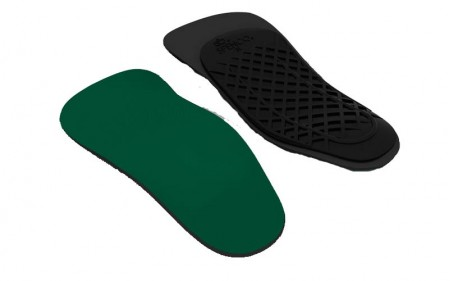 Insole - Spenco RX - Women's - 3/4 Length Orthotic Arch Support Insoles