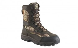Irish Setter 2850 - Men's - Big Game Trail Phantom - 9 Inch Realtree Xtra/Brown PU Coated Leather 600g