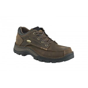 Irish Setter 3864 - Men's - Rugged Casuals Borderland - Brown USA Made Leather Oxford