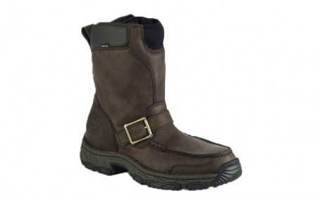 Irish Setter 802 - Men's - Upland Havoc - 10 Inch Brown USA Made Leather with Side Zip