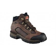 Irish Setter Work 83402 - Men's - Two Harbors - Brown Leather UltraDry Steel Toe Hiker