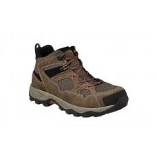 Irish Setter 83410 - Men's - Afton Steel Toe Hiker - Gray/Orange