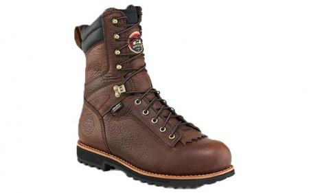 Irish Setter Work 83826 - Men's - Mesabi - 9 Inch Brown Leather UltraDry Aluminum Toe