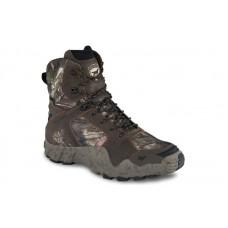 "Irish Setter 2832 - Men's - Vaprtrek - 8"" Waterproof Leather Insulated Mossy Oak Camo Soft Toe Boot"