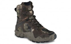 "Irish Setter 2839 - Women's - Vaprtrek - 8"" Waterproof Leather Insulated Mossy Oak Camo Soft Toe Boot"