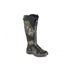 """Irish Setter 2846 - Men's -  Vaprtek - 17"""" Waterproof Leather Mossy Oak Camo Soft Toe Snake Boot"""
