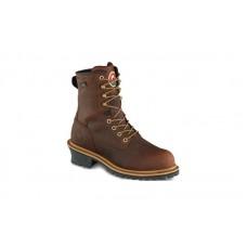 "Irish Setter 83236 - Women's - Mesabi 8"" Waterproof Steel Toe Logger"