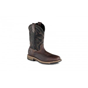 "Irish Setter 83933 - Men's - Marshall 11"" Waterproof Pull-On"