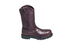 "Iron Age IA0194 - Men's - Hauler 11"" Composite Toe Waterproof Wellington - Brown"