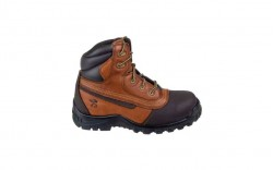"Iron Age IA5501 - Men's - Backstop 6"" Static Dissipative Steel Toe - Brown"