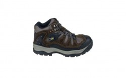 Iron Age IA5730 - Men's - High Ridge Internal Met Guard Steel Toe Hiker - Brown