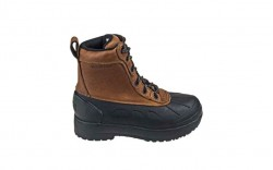 Iron Age IA9650 - Men's - Compound Composite Toe Waterproof Work Boot - Black/Brown