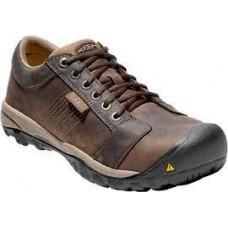 KEEN Utility 1017824 - Men's - LA Conner ESD Aluminum Toe - Cascade Brown