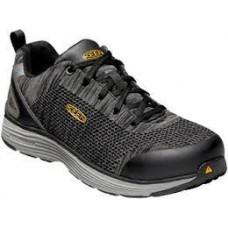 KEEN Utility 1021349 - Men's - Sparta ESD - Aluminum Toe - Black/Grey Flannel