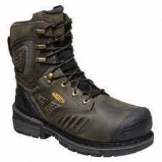 "KEEN Utility 1022081 - Men's - CSA Philadelphia - 6"" Waterproof Insulated Carbon-Fiber Toe - Cascade Brown/Black"