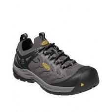 KEEN Utility 1023230 - Men's - Flint II Sport Carbon-Fiber Toe - Forged Iron/Black